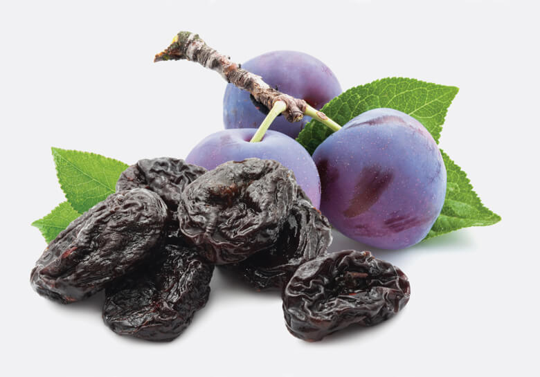 American Dried Prunes
