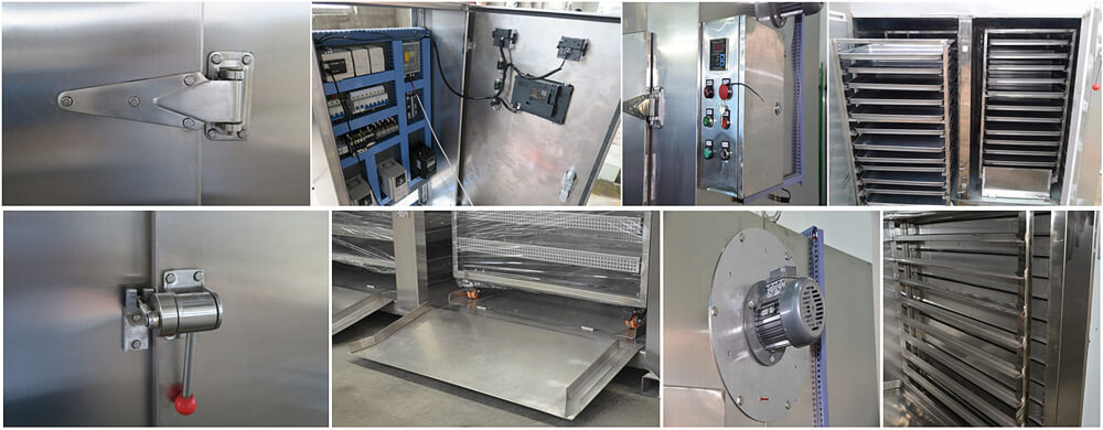Features of Fruit Drying Machine