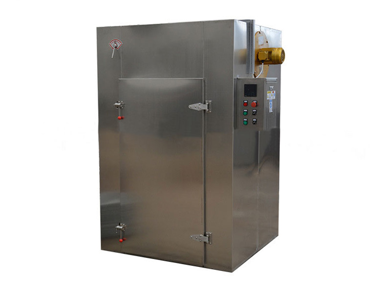 Hot Air Seafood Drying Machine