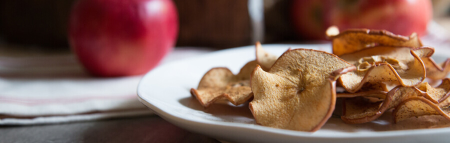 apple and apple chips