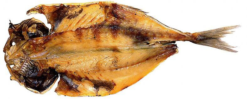 dried fish potential market