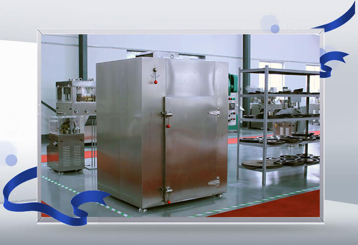 hot air circulation food drying machine