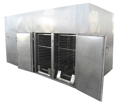 hot air drying oven for fruit leather