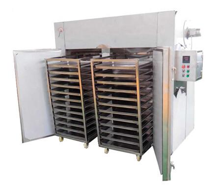 hot air fish drying machine