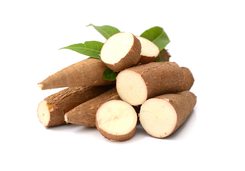 how to process cassava